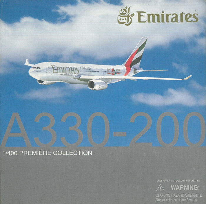 1/400 A330-200 Emirates Airlines