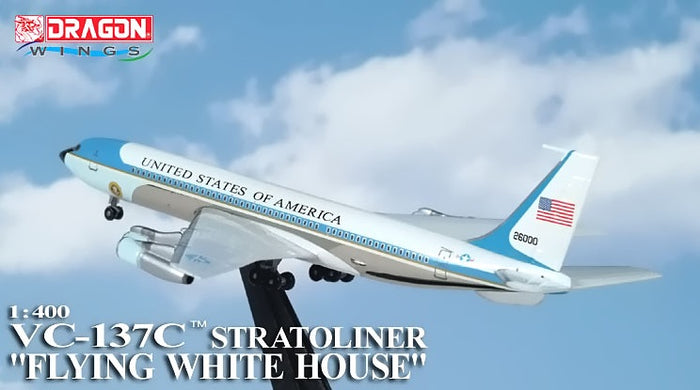 "1/400 VC-137C Stratoliner ""Flying White House"""