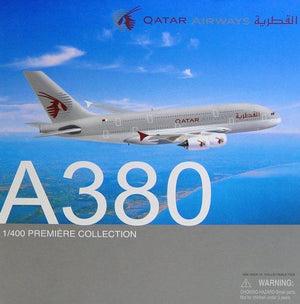 1/400 A380 Qatar Airways