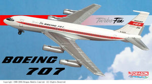 1/400 Boeing 707 Turbo Fan ~ N-93134