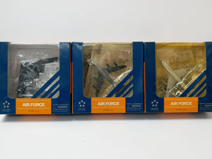 "1/400 ""Air Force Transporter"" (Series 2: B-2 & C-135 & E-8) Full Set"