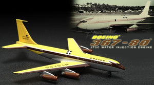 1/400 Boeing 367-80, JT3C Water Injection Engine (Boeing 707 tail markings)
