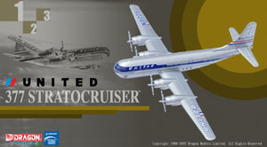 "1/400 377 Stratocruiser - United Airlines ""Hawaii"""