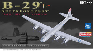 "1/400 B-29 Superfortress ""Battln' Beauty"", 25th BS, 40th BG"