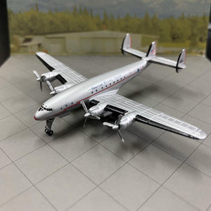 1/400 L-049 Constellation American Airlines , w/GSE