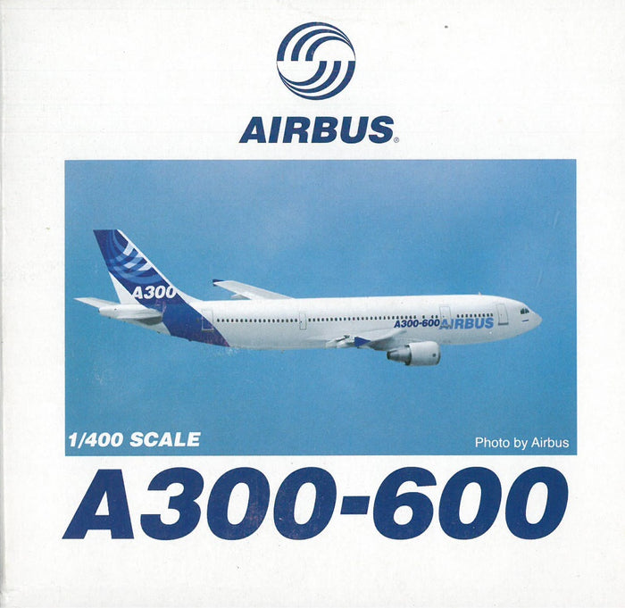 "1/400 A300-600 Airbus ""House Colors"""