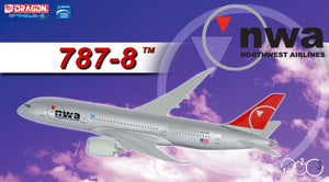1/400 787-8 Northwest Airlines