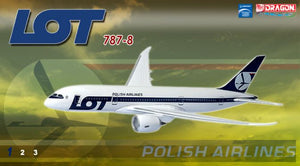 1/400 787-8 LOT Polish Airlines