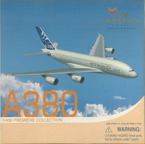 1/400 A380 Etihad Airways ~ F-WWDD