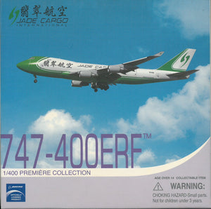 1/400 747-400ERF Jade Cargo International ~ B-2439