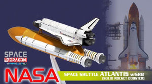"1/400 Space Shuttle ""Atlantis"" w/SRB (Solid Rocket Booster)"