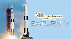 1/400 Apollo 13 Saturn V Rocket (40th Anniversary)