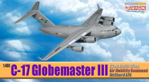 1/400 C-17 Globemaster III, 62nd Airlift Wing, Air Mobility Command, McChord AFB