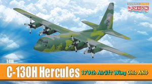 1/400 C-130H Hercules, 179th Airlift Wing, Ohio ANG