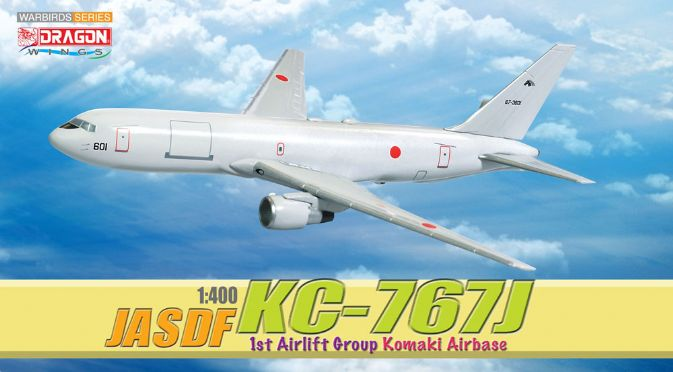 1/400 KC-767J - JASDF, 1st Airlift Group, Komaki Airbase