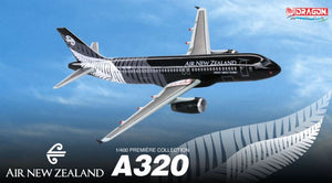 "1/400 A320 Air New Zealand ""Crazy about Rugby"" ~ ZK-OAB"