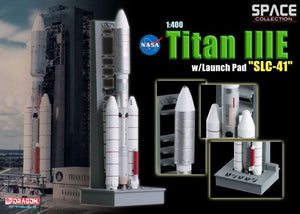 "1/400 Titan IIIE w/Launch Pad ""SLC-41"""