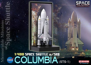 "1/400 Space Shuttle ""Columbia"" w/SRB (STS-1)"