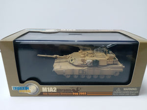 1/72 M1A2 Abrams, 4th Infantry Division, Iraq 2003