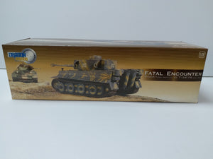 "1/72 ""Fatal Encounter"" Tiger I Early Production vs T-34/76 Mod.1940 + Diorama Base"