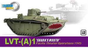 "1/72 LVT-(A)1 ""Shark's Mouth"", Pacific Theater Operations, 1945"