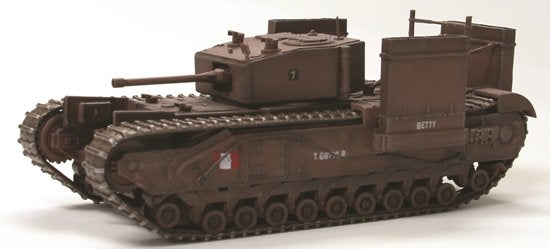 "1/72 Churchill Mk.III ""Fitted for Wading"" Operation Jubilee Dieppe, France 1942"