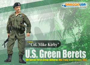 "1/6 Colonel ""Mike Kirby"", U.S. Green Berets, 5th Special Forces Group (Airborne)"