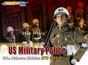 "1/6 Corporal ""Stan Wiley"", U.S. Military Police, 101st Airborne Division, ETO 1944-45"