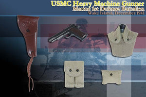 "1/6 Private ""Jack Sullivan"", USMC Heavy Machine Gunner"