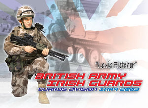 "1/6 ""Louis Fletcher"", British Army Irish Guards, Guards Division, Iraq 2003"