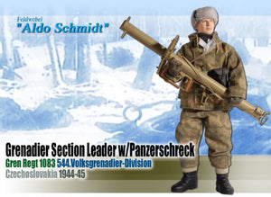 "1/6 Feldwebel ""Aldo Schmidt"", Grenadier Section Leader w/Panzerschreck"