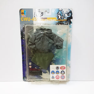 1/6 CWU-45/ Flight Jacket w/Bag, Flyer's, Helmet
