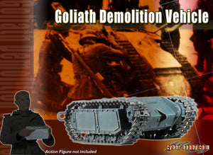 1/6 GOLIATH DEMOLITION VEHICLE