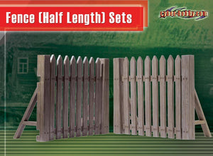 1/6 Fence (Half Length) Sets