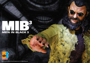 "1/6 Men In Black 3 - ""Boris"""