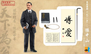 "1/6 ""Sun Yat-sen"" - Founding Father of Republican China"