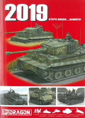 Dragon Models Catalog 2019