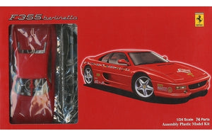 1/24 Ferrari F355 Berlinetta (1997 World Tour)