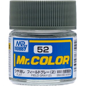 Mr. Color C052 : Field Gray(2) (Flat) 10ml