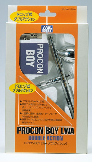MR. PROCON BOY LWA DOUBLE ACTION (0.5mm)