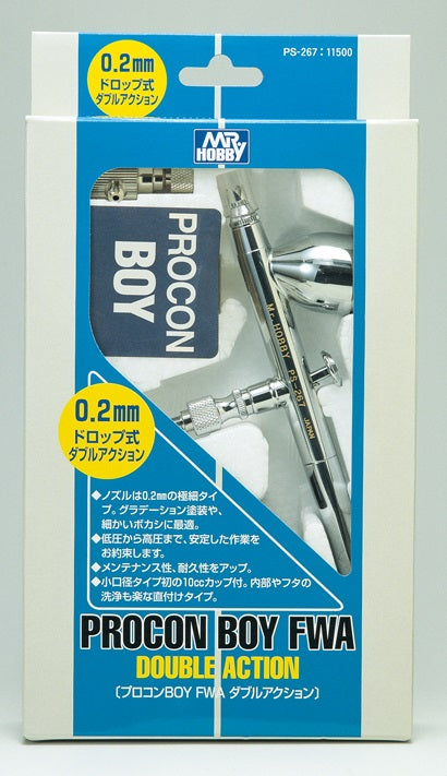 MR. PROCON BOY FWA DOUBLE ACTION (0.2mm)