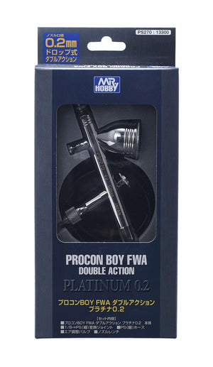 MR. PROCON BOY FWA DOUBLE ACTION PLATINUM (0.2MM)