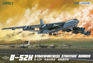 1/144 B-52H Stratofortress Strategic Bomber