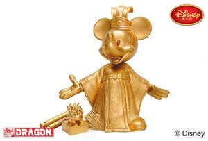Disney 6-inch Golden Emperor (Mickey)
