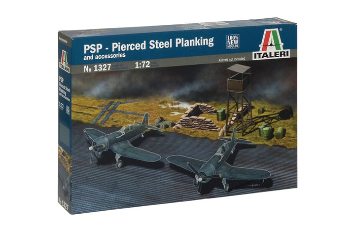 1/72 PSP Pierced Steel Planking and accessories