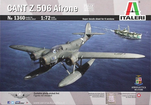 1/72 CANT Z.506 Airone
