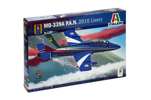 1/72 MB-339A P.A.N. 2016 Livery