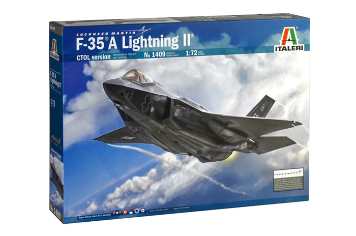 1/72 F-35A Lightning II CTOL Version