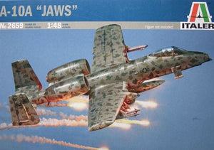 "1/48 A-10A ""Jaws"""