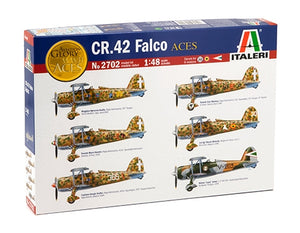 1/48 CR.42 FALCO ''ACES''